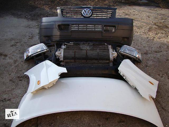 купить бу б/у Детали кузова Бампер передний Легковой Volkswagen T5 (Transporter) в Киеве