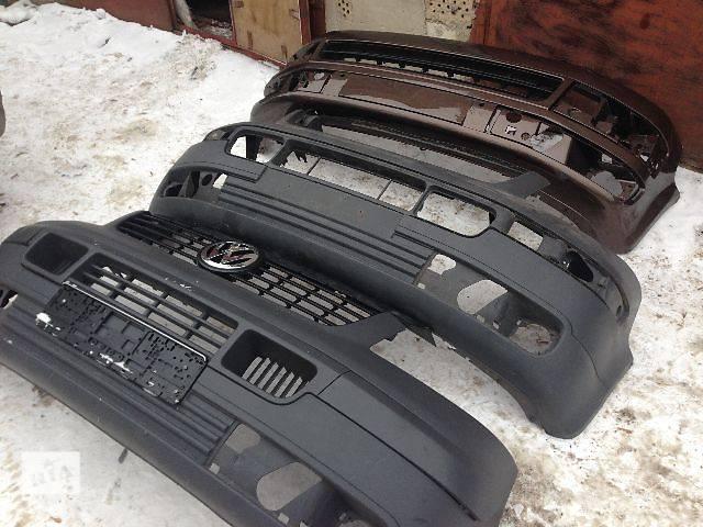 Б/у Детали кузова Бампер передний Легковой Volkswagen T5 (Transporter) груз Микроавтобус 2009- объявление о продаже  в Киеве
