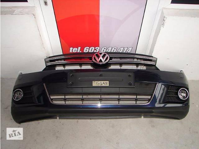 бу б/у Детали кузова Бампер передний Легковой Volkswagen Tiguan в Киеве