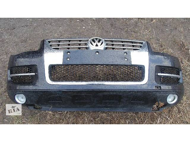 бу б/у Детали кузова Бампер передний Легковой Volkswagen Touareg 2009 в Ковеле