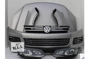 б/у Бампер передний Volkswagen Touareg
