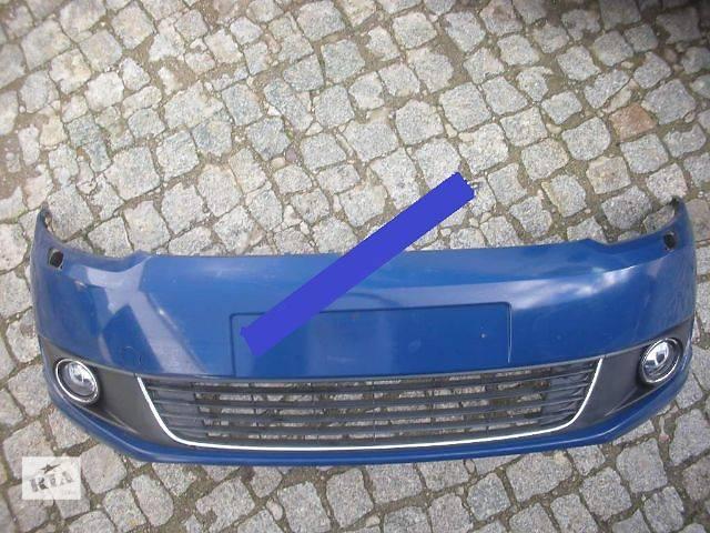 бу б/у Детали кузова Бампер передний Легковой Volkswagen Touran в Луцке