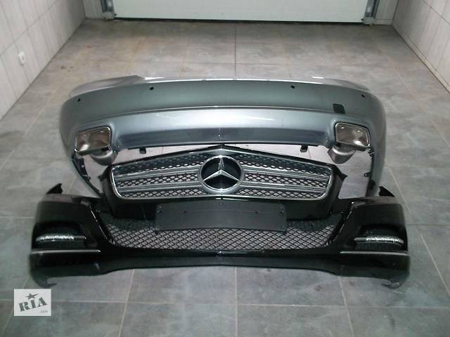 бу б/у Детали кузова Бампер передний Mercedes CLS218 в Одессе