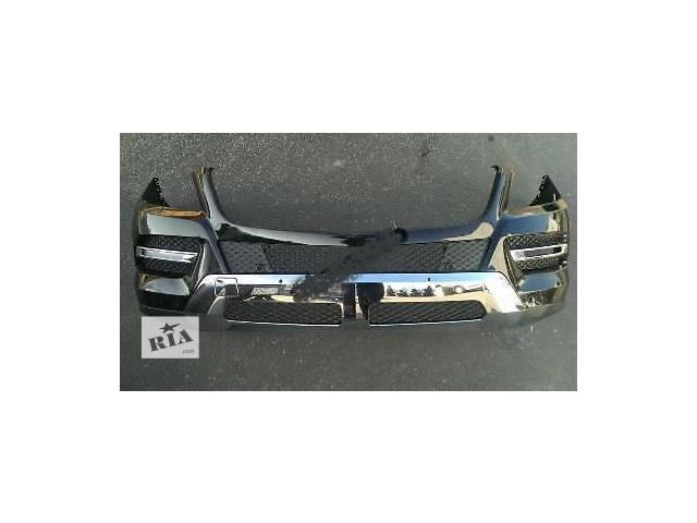 продам б/у Детали кузова Бампер передний Mercedes ML W166 бу в Одессе