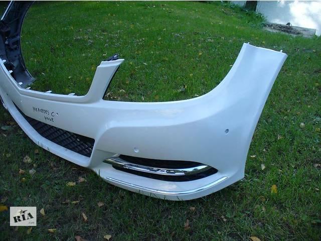 продам б/у Детали кузова Бампер передний Mercedes W204 бу в Одессе