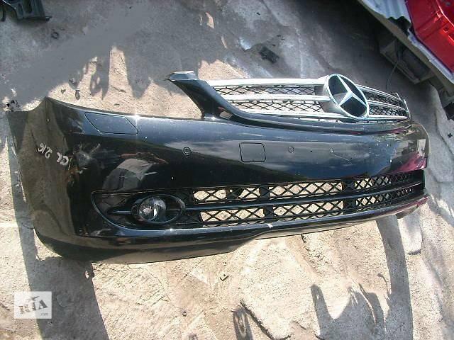 продам б/у Детали кузова Бампер передний Mercedes W205 бу в Одессе
