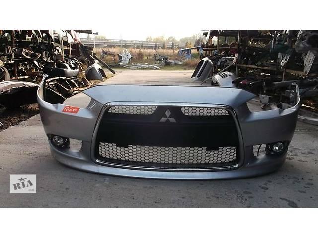 купить бу б/у Детали кузова Бампер передний Mitsubishi Lancer в Одессе