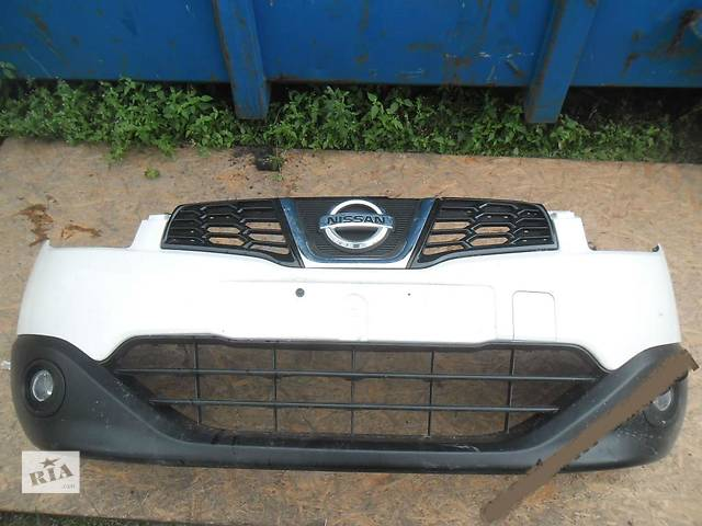 купить бу б/у Детали кузова Бампер передний Nissan Qashqai в Одессе