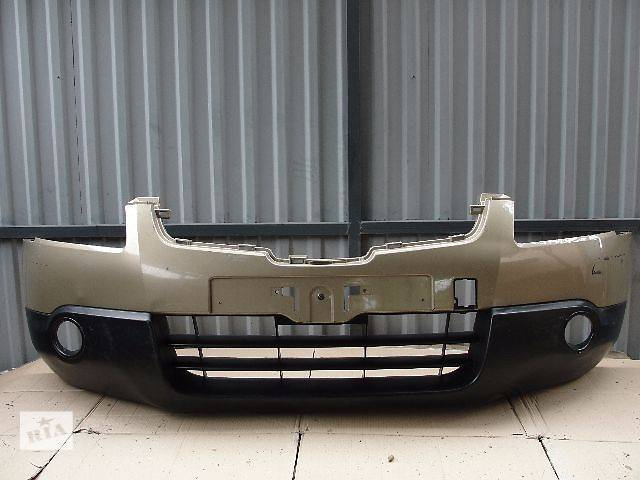 продам Б/у бампер передний для легкового авто Nissan Qashqai В НАЛИЧИИ!!! ДЕШЕВО!!! бу в Львове