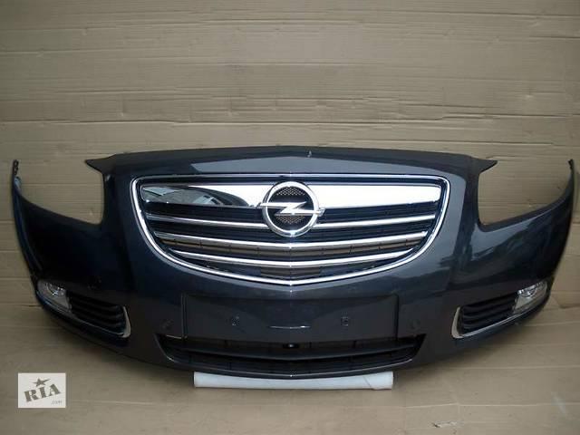 б/у Детали кузова Бампер передний Opel Insignia- объявление о продаже  в Одессе