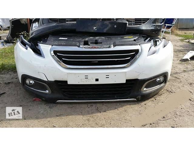 купить бу б/у Детали кузова Бампер передний Peugeot 2008 в Одессе