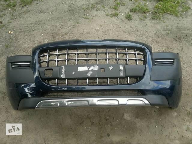 б/у Детали кузова Бампер передний Peugeot 3008- объявление о продаже  в Одессе