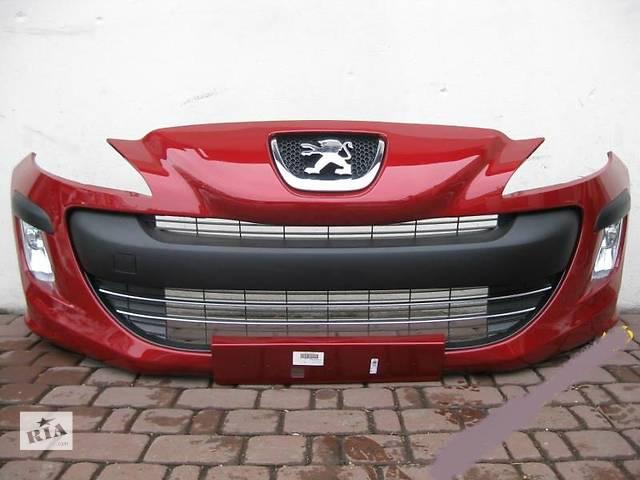 купить бу б/у Детали кузова Бампер передний Peugeot 308 в Одессе