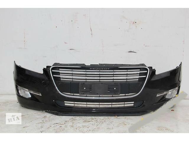 продам б/у Детали кузова Бампер передний Peugeot 508 бу в Одессе
