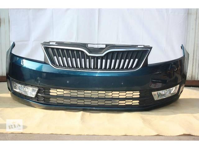 б/у Детали кузова Бампер передний Skoda Rapid- объявление о продаже  в Одессе
