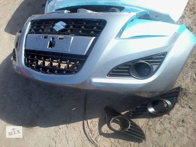 купить бу б/у Детали кузова Бампер передний Suzuki Splash в Одессе