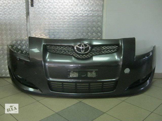 продам б/у Детали кузова Бампер передний Toyota Auris бу в Одессе