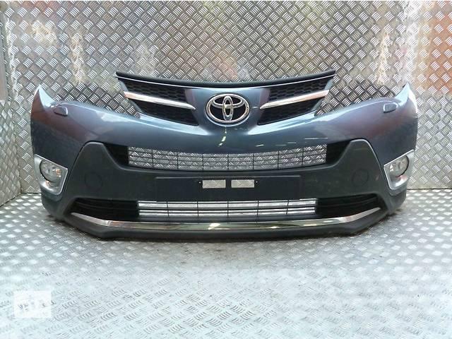б/у Детали кузова Бампер передний Toyota RAV-4- объявление о продаже  в Одессе