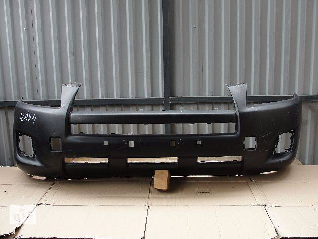 бу Б/у бампер передний для легкового авто Toyota Rav 4 В НАЛИЧИИ!!! ДЕШЕВО!!! в Львове