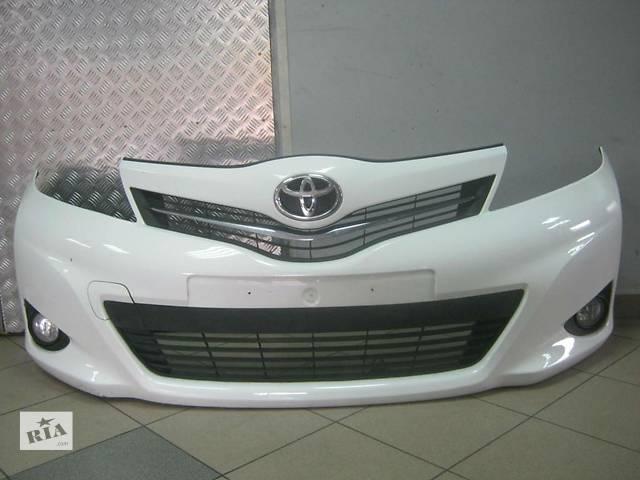 бу б/у Детали кузова Бампер передний Toyota Yaris в Одессе
