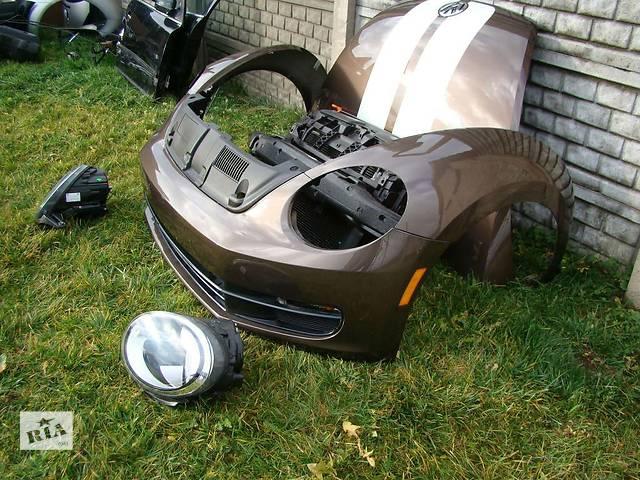бу б/у Детали кузова Бампер передний Volkswagen Beetle в Одессе