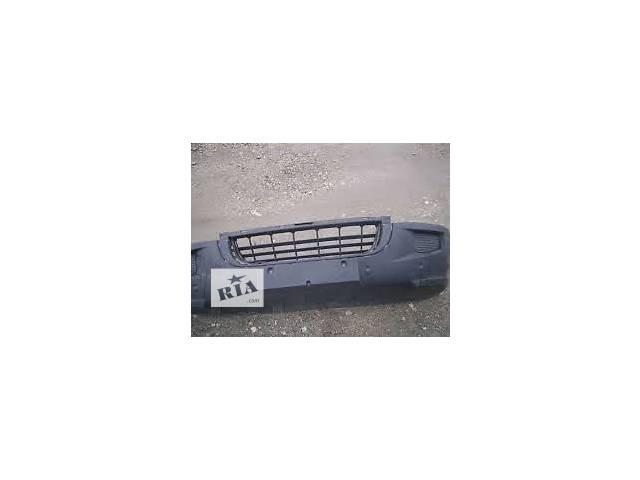 купить бу б/у Детали кузова Бампер передний Volkswagen Crafter в Ровно