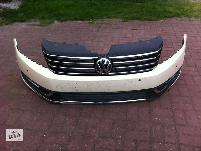 б/у Детали кузова Бампер передний Volkswagen Passat- объявление о продаже  в Одессе