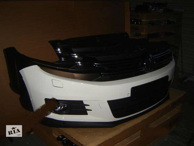 купить бу б/у Детали кузова Бампер передний Volkswagen Touran в Одессе