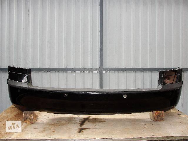купить бу б/у Детали кузова Бампер задний -255 - Skoda Octavia A5 Combi в наличии!!!! в Львове
