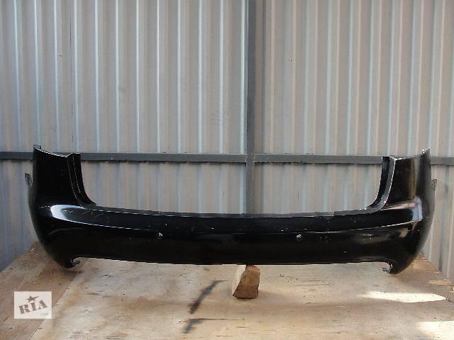 купить бу б/у Детали кузова Бампер задний -263 - Audi A6 С6 Avant в наличии!!!! в Львове