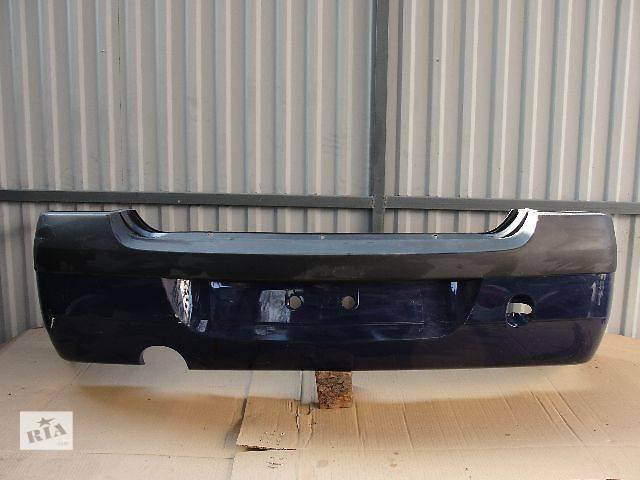 бу б/у Детали кузова Бампер задний -341- Dacia Logan в наявності!!!! в Львове