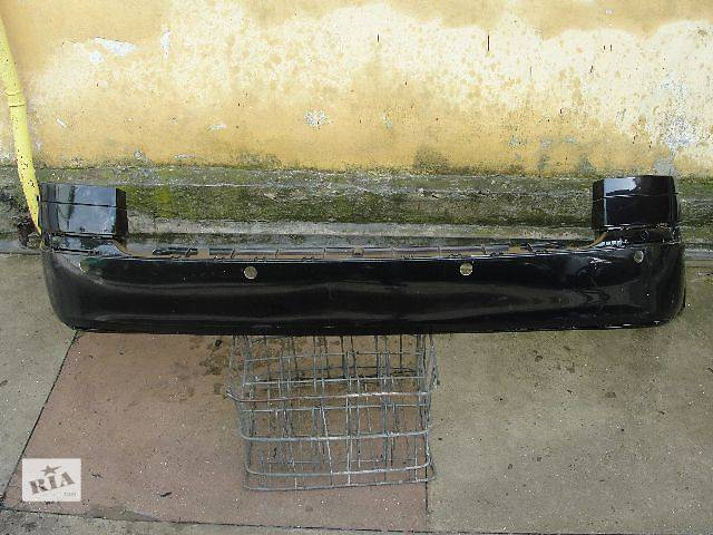 купить бу б/у Детали кузова Бампер задний -426 - Skoda Octavia A5 Combi В НАЛИЧИИ!!!! в Львове