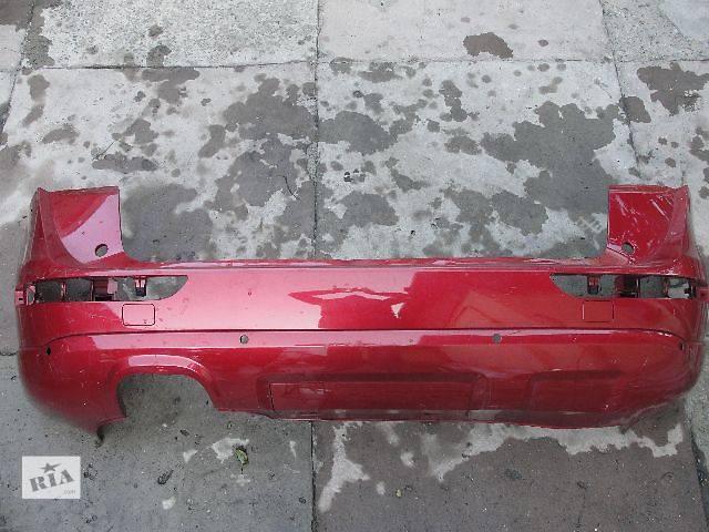 бу б/у Детали кузова Бампер задний -485 - Audi Q5 в наличии!!!! в Львове
