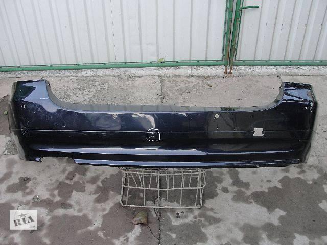 купить бу б/у Детали кузова Бампер задний -491 - BMW 3 Series (все) e91 В НАЛИЧИИ!!!!! в Львове