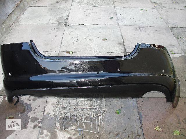 купить бу Б/у бампер задний для легкового авто Jaguar XF ДЕШЕВО В НАЛИЧИИ!!! в Львове