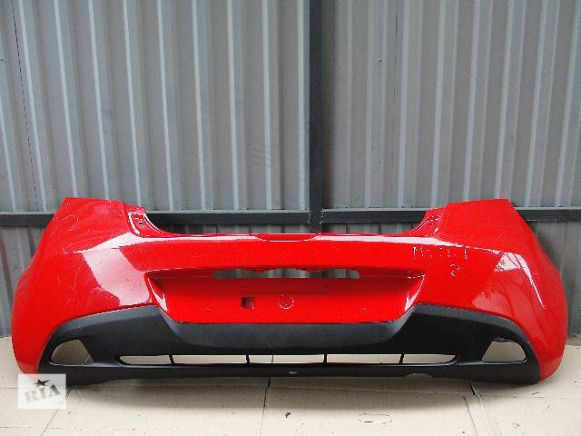 продам б/у Детали кузова Бампер задний -61 - Mazda 2 В НАЛИЧИИ!!!! бу в Львове