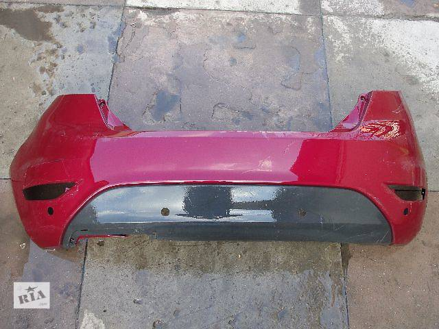 Б/у бампер задний для легкового авто Ford Fiesta МК7 ДЕШЕВО В НАЛИЧИИ!!!- объявление о продаже  в Львове