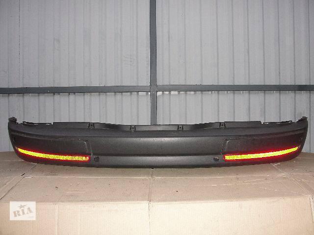 Б/у бампер задний для легкового авто Ford Galaxy В НАЛИЧИИ!!!! ДЕШЕВО!!!- объявление о продаже  в Львове