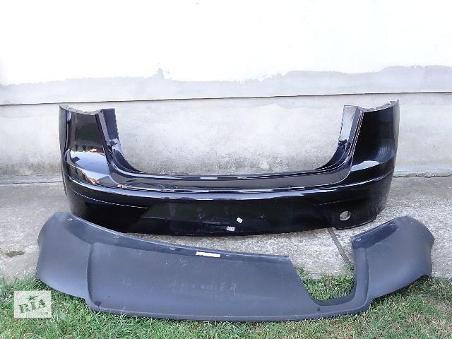 бу б/у Детали кузова Бампер задний Легковое авто Seat Altea XL 2007 в Ужгороде