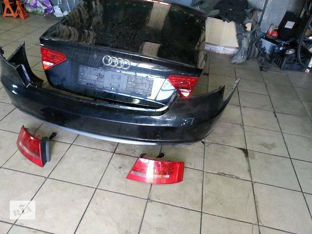 бу б/у Детали кузова Бампер задний Легковой Audi A5 8T8 в Киеве