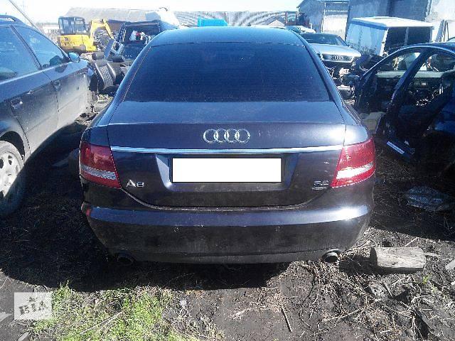 б/у Детали кузова Бампер задний Легковой Audi A6 2007- объявление о продаже  в Львове