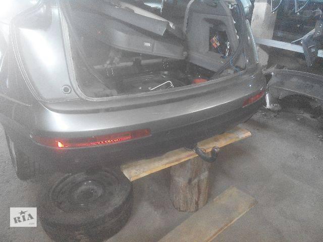 продам б/у Детали кузова Бампер задний Легковой Audi Q7 2007 бу в Львове