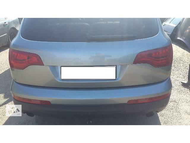 продам б/у Детали кузова Бампер задний Легковой Audi Q7 бу в Львове