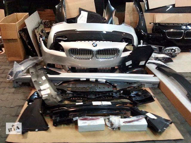 купить бу б/у Детали кузова Бампер задний Легковой BMW F 10 F10 M-pakiet в Киеве