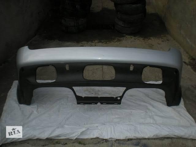 бу б/у Детали кузова Бампер задний Легковой BMW X5 в Ивано-Франковске