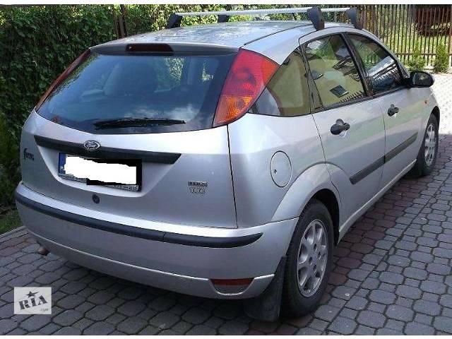 б/у Детали кузова Бампер задний Легковой Ford Focus 2001- объявление о продаже  в Львове
