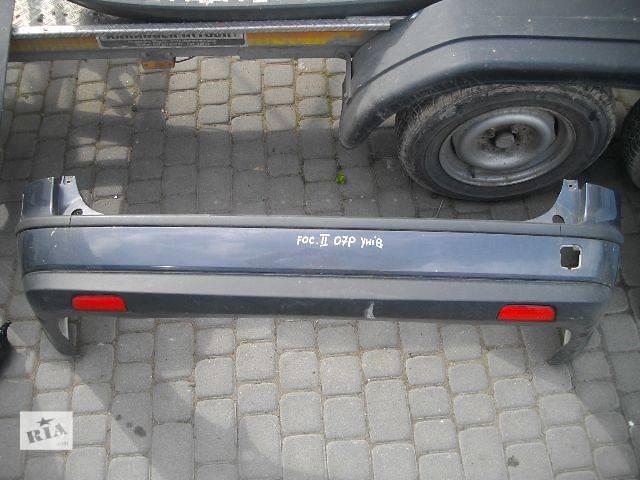 продам б/у Детали кузова Бампер задний Легковой Ford Focus 2006 бу в Львове