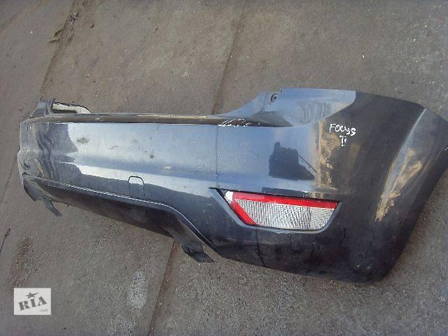 Б/у Бампер задний Ford Focus Хэтчбек 2009- объявление о продаже  в Киеве