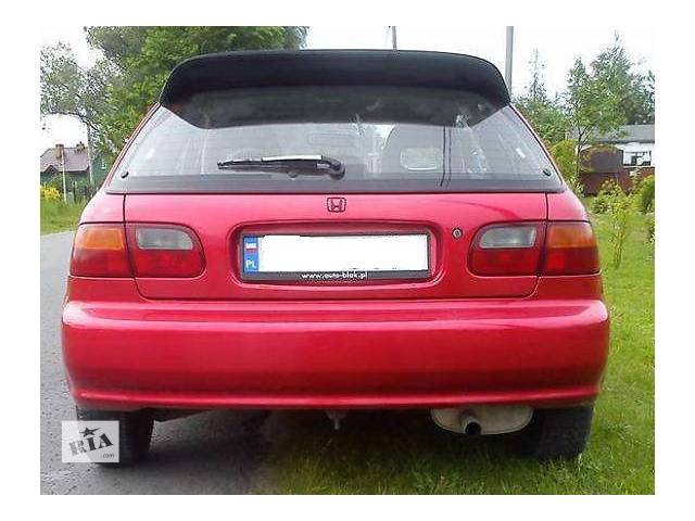 купить бу б/у Детали кузова Бампер задний Легковой Honda Civic 1994 в Львове