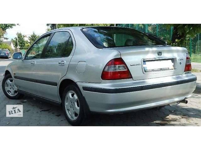 б/у Детали кузова Бампер задний Легковой Honda Civic 1998- объявление о продаже  в Львове